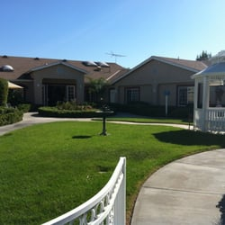 photo of valley view gardens garden grove ca united states front courtyard - Garden Grove Nursing Home