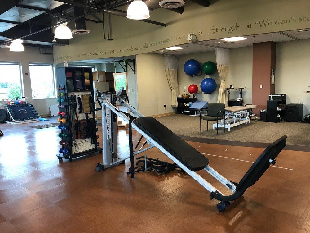 The Jackson Clinics - Ashburn: 43490 Yukon Dr, Ashburn, VA