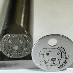 Photo Of Steel Stamps