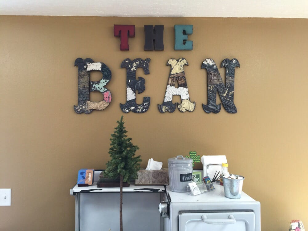 The Bean: 309 W Edgehill St, Luverne, MN