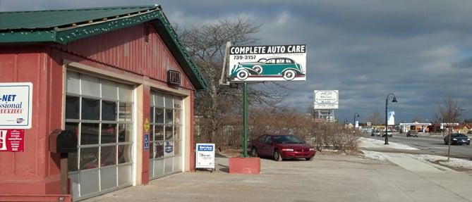 Complete Auto Care: 5039 N US Hwy 23, Oscoda, MI
