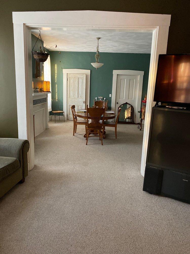 The Solon Langworthy House: 264 Alpine St, Dubuque, IA