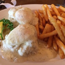 Photo Of Denis Country Kitchen Lodi Ca United States Crab Benedict