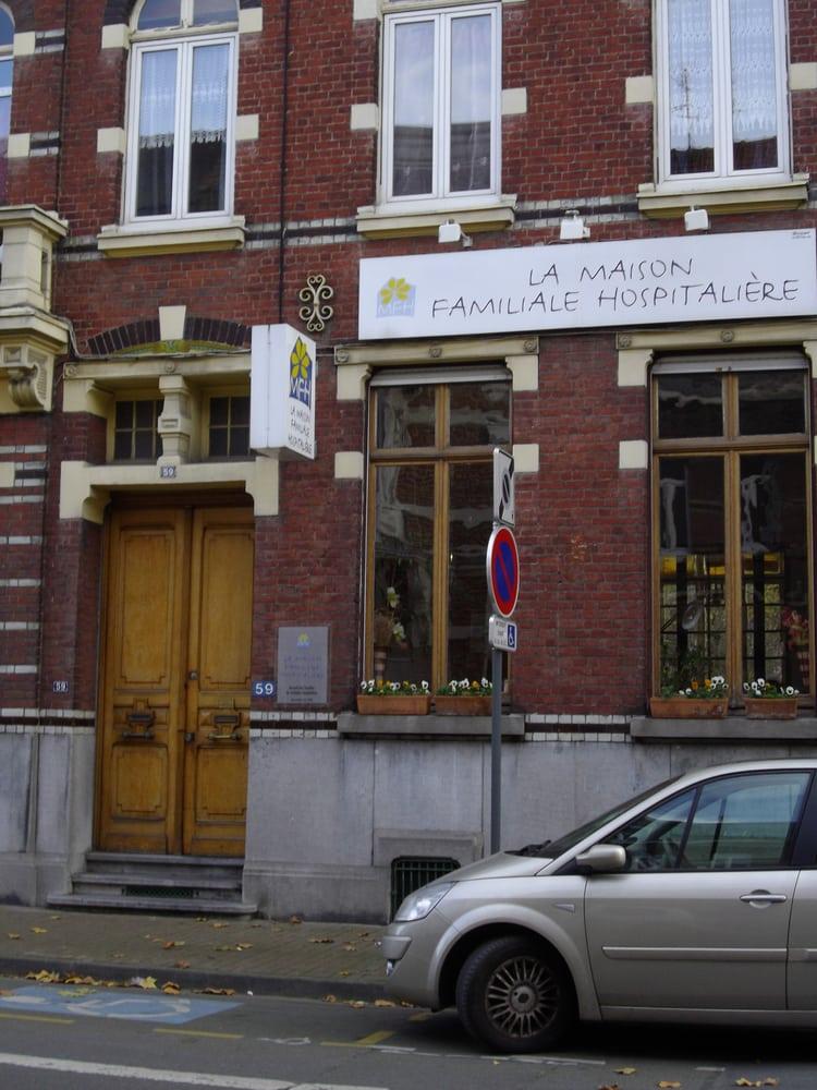 Maison familiale hospitali re hoteller 59 rue loos for 82 rue brule maison lille