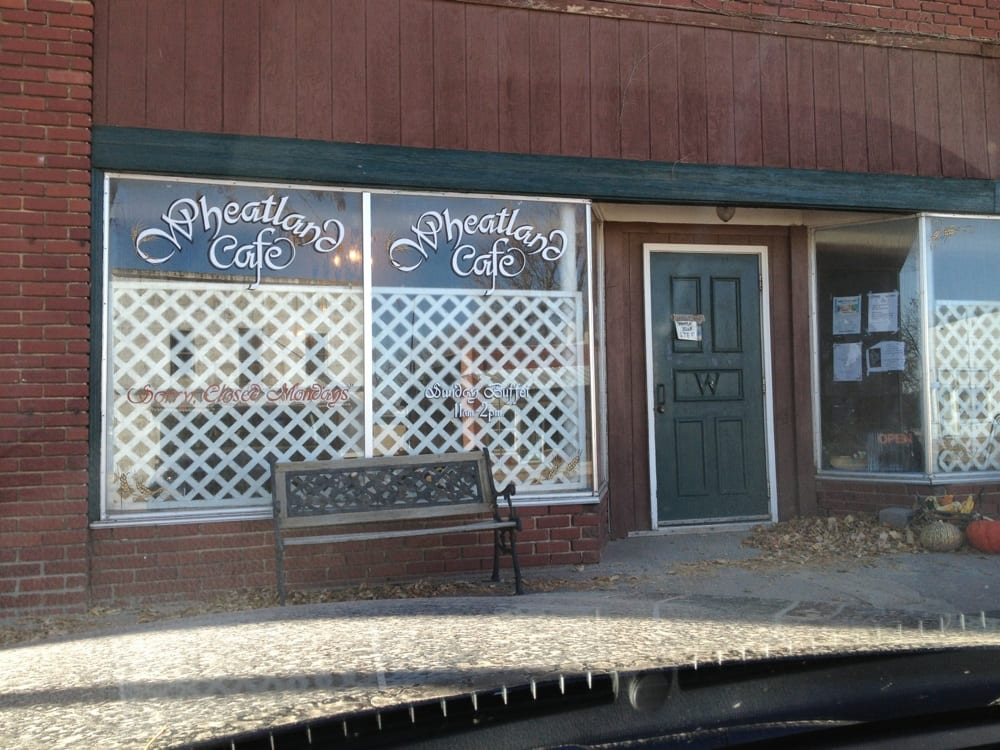 Wheatland Cafe | 112 N Main St, Hudson, KS, 67545 | +1 (620) 458-4761