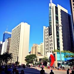 Photo Of Avenida Paulista Sao Paulo Sp Brazil
