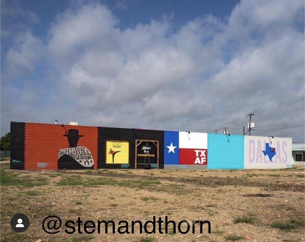 DD Playground: 1313 N Riverfront Blvd, Dallas, TX