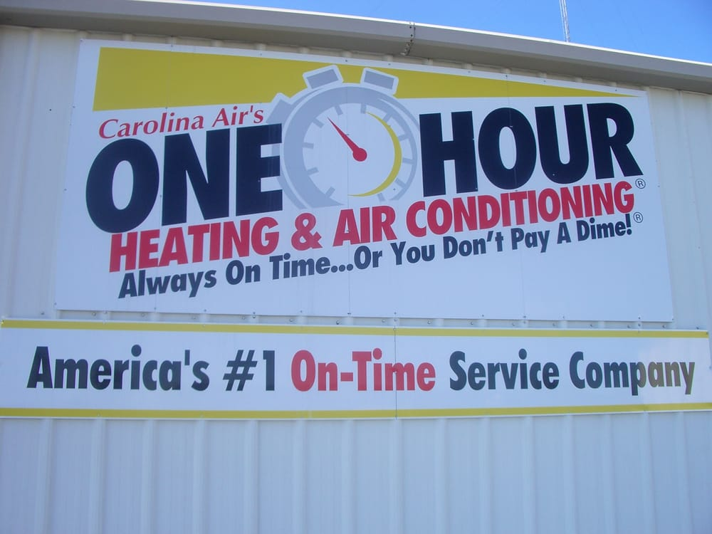 One Hour Heating & Air Conditioning - Greenwood: Greenwood, SC
