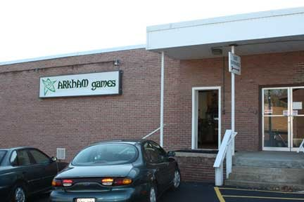 Arkham Games: 1068 National Hwy, Lavale, MD
