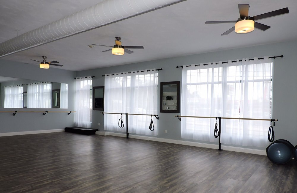 The Pilates Point Studio: 3415 Mendon Rd, Cumberland, RI