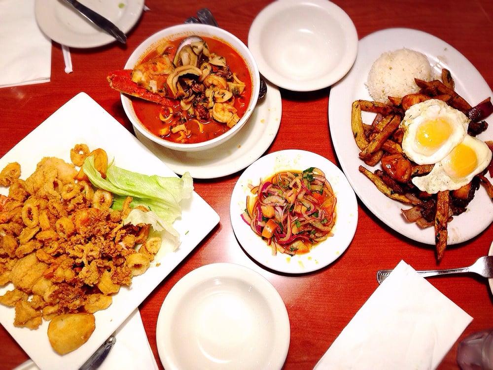 La Mirada Peruvian Restaurant