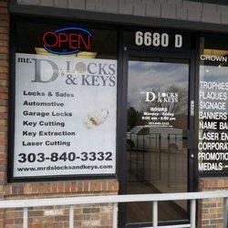 Mr  D's Locks and Keys and Alarmtechs - CLOSED - 10 Reviews - Keys