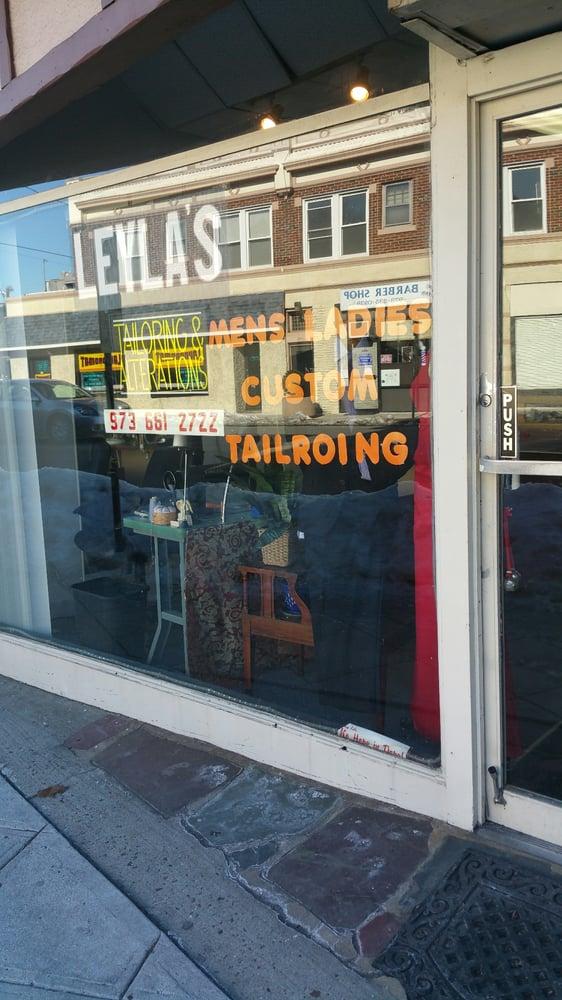 Leylas Custom Tailoring & Alterations   383 Centre St, Nutley, NJ, 07110   +1 (973) 661-2722