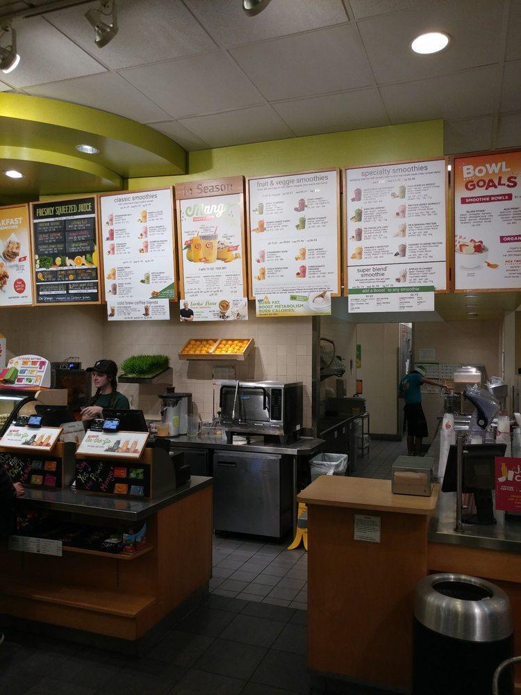 Jamba Juice: 13491 Poway Rd, Poway, CA
