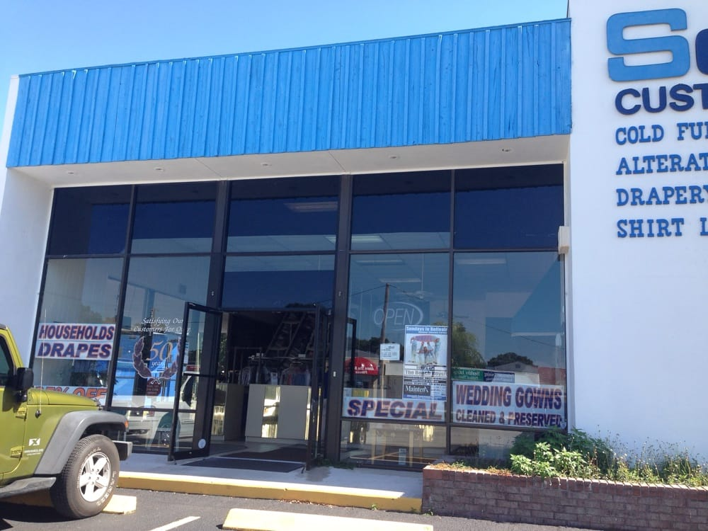 Scott's Custom Cleaners: 755 Indian Rocks Rd N, Belleair Blf, FL