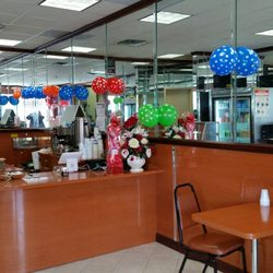 Photo Of Bengal Express Baldwin Ny United States Clean And Bright Interior