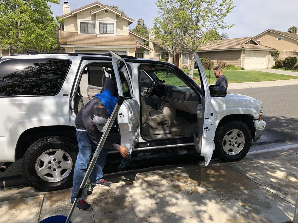 Castillos Mobile Carwash: 3974 Senan Dr, Camarillo, CA