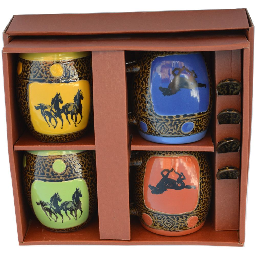 Always Azul Pottery: 34091 Hwy 285, Villa Grove, CO