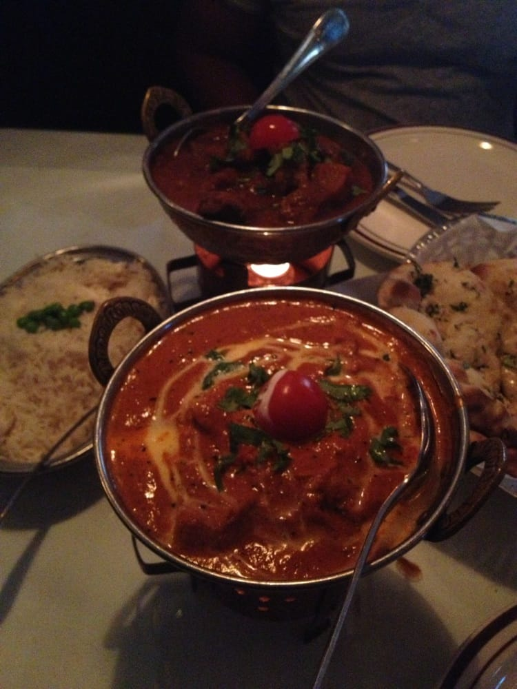 Lamb vindaloo murg makhini yelp for Angeethi indian cuisine leesburg
