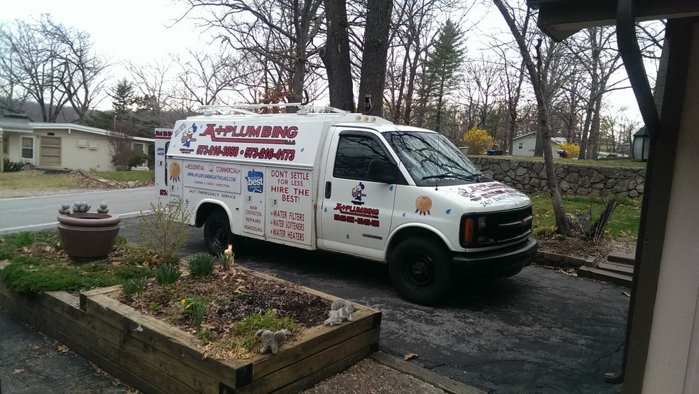 A Plus Plumbing: Osage Beach, MO