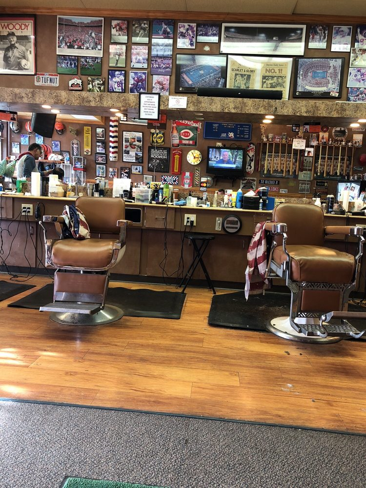 All Sports Barber Stylists: 207 N Main St, Centerville, OH