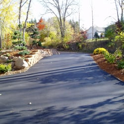 Photo Of Richfield Blacktop U0026 Concrete   Minneapolis, MN, United States.  Asphalt Driveway