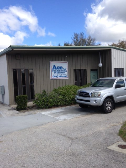 Ace Air Conditioning and Electric: 503 W Brannen Rd, Lakeland, FL