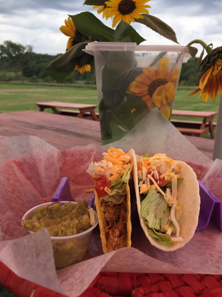 West Coast Tacos: Intersection Of 22A And Mill Pond Rd, Benson, VT