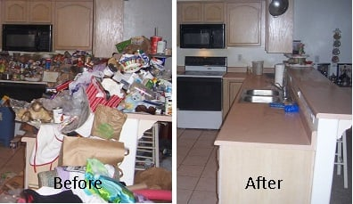 Hoarding Cleanup Before And After Yelp