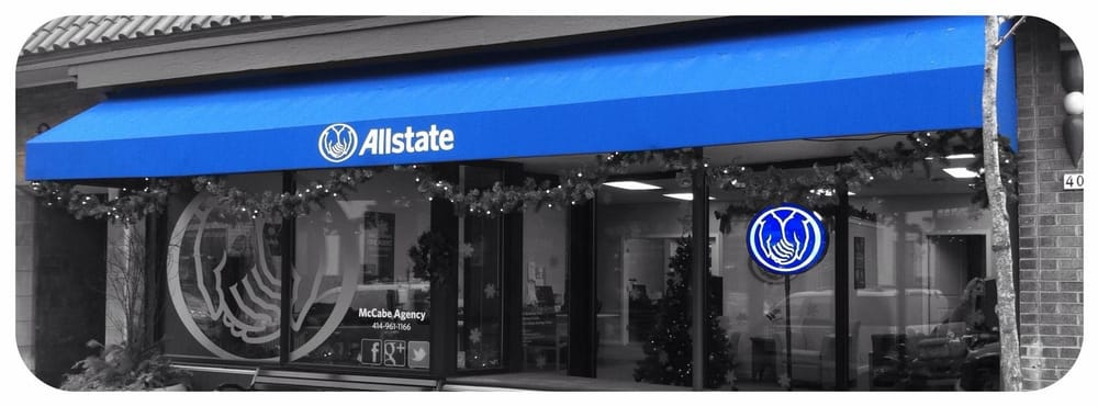 Allstate Insurance: Andrew J McCabe