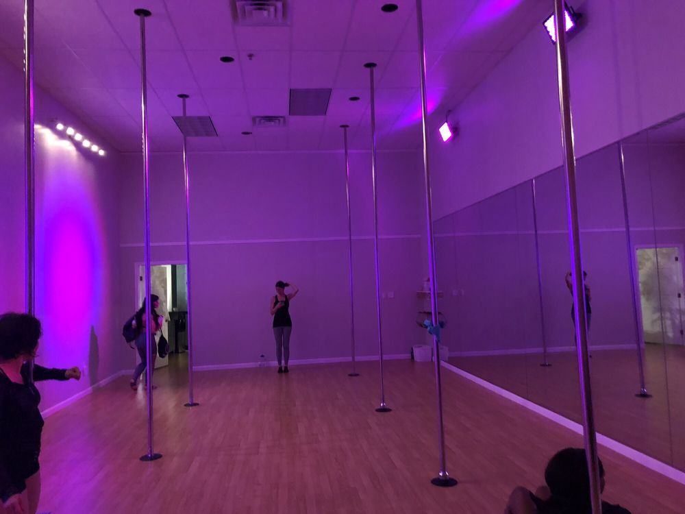 Spice Pole & Aerial Fitness