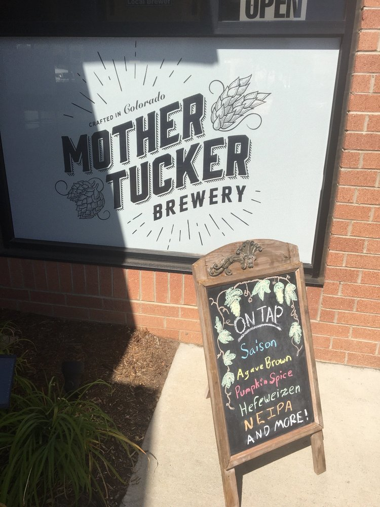 Mother Tucker Brewery: 1132 W Dillon Rd, Louisville, CO