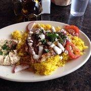 Algerian Chicken - Menu - Mediterranean Kitchen - Kirkland