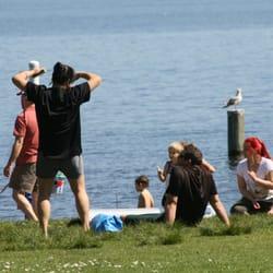 Photo Of Matthews Beach Park Seattle Wa United States