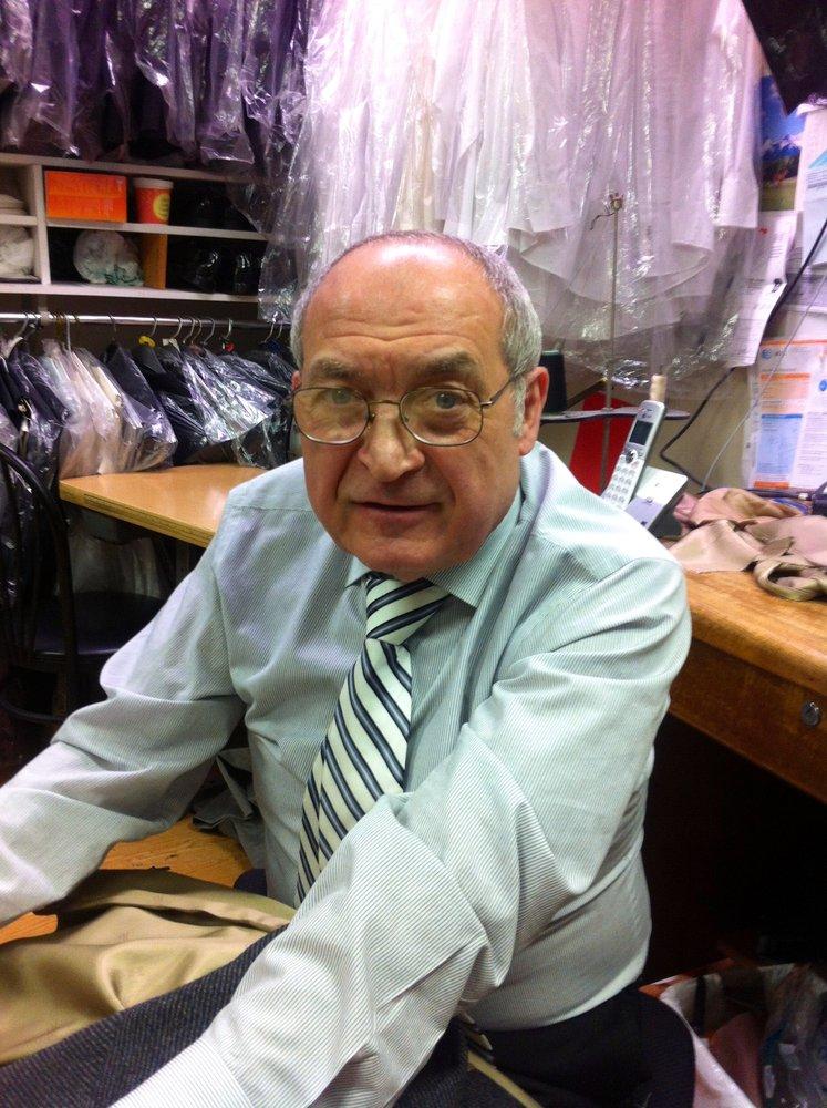 Joe Pascarella Tailors: 2 South Passaic Ave, Chatham, NJ