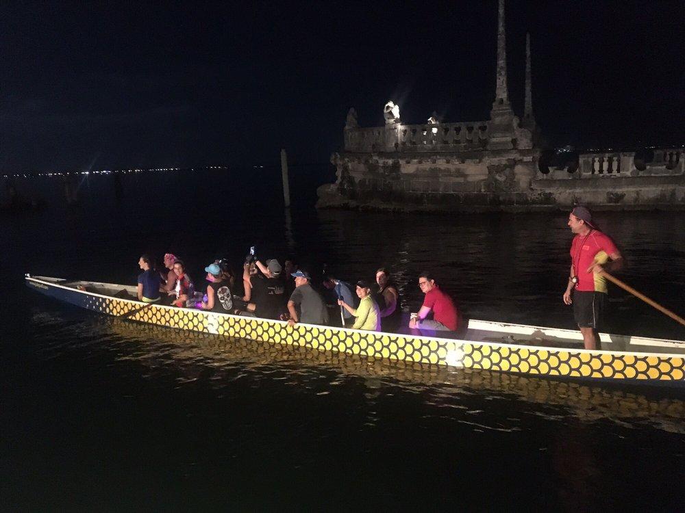 Puff Dragon Boat Racing Team: 3601 Rickenbacker Cswy, Miami, FL