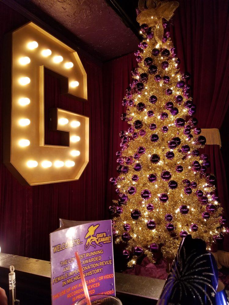 Gigi's: 16920 W Warren Ave, Detroit, MI
