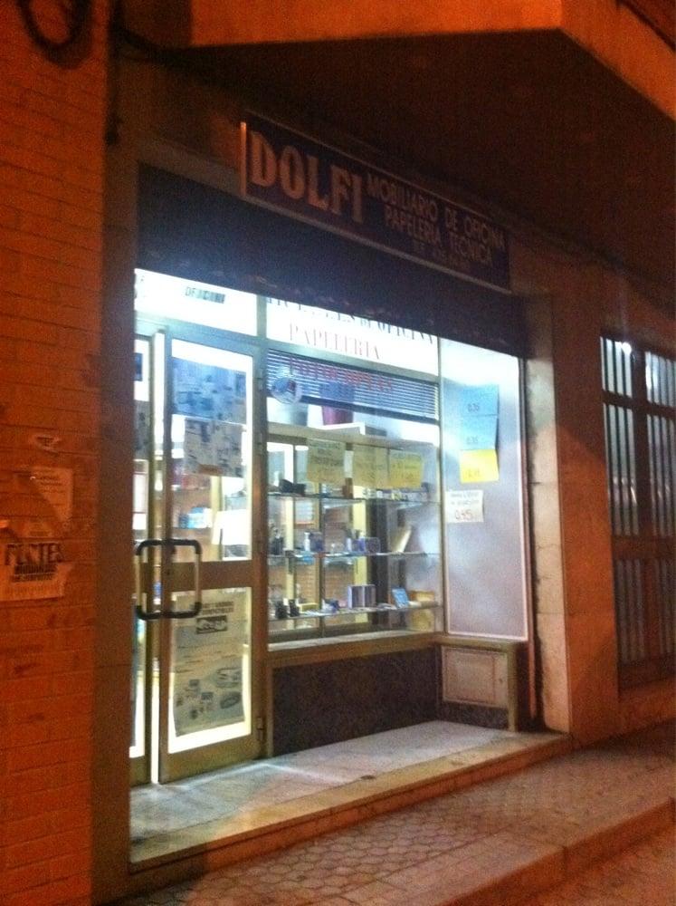 Dolfi material de oficina avenida de san juan de la for Oficinas ups madrid
