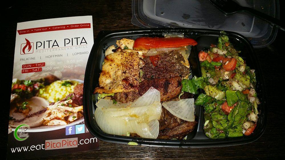 Pita Pita Mediterranean Grill