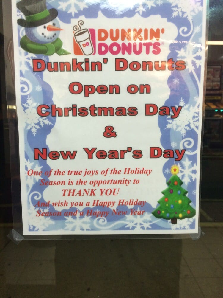 Dunkin' Donuts - Donuts - 1492 Buck Rd, Holland, PA - Phone Number ...