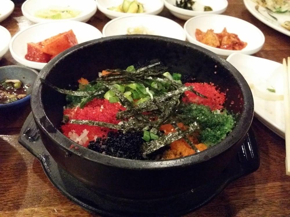 Korean Restaurant Spring Tx