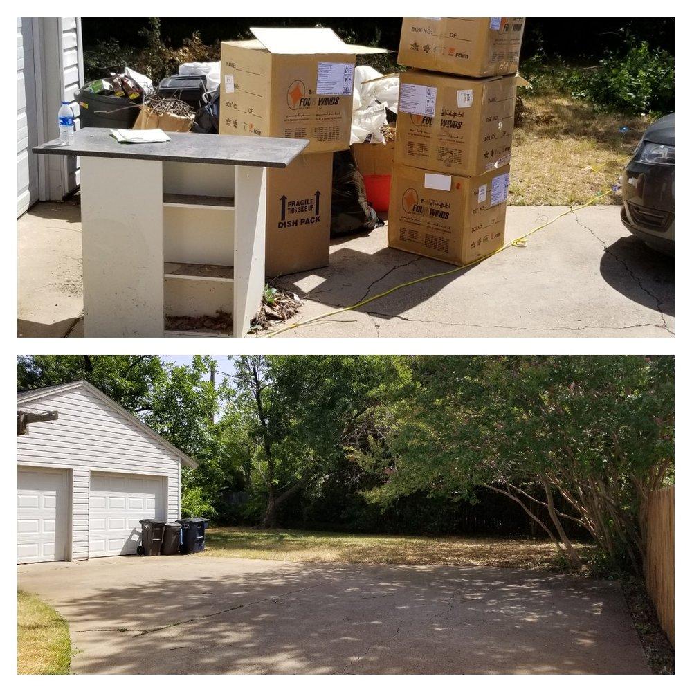 JDog Junk Removal & Hauling Fort Worth