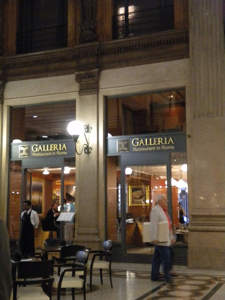 Galleria restaurant cucina italiana galleria alberto for Ristorante in baita vicino a me