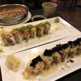 Share your Naked fish menu hayward