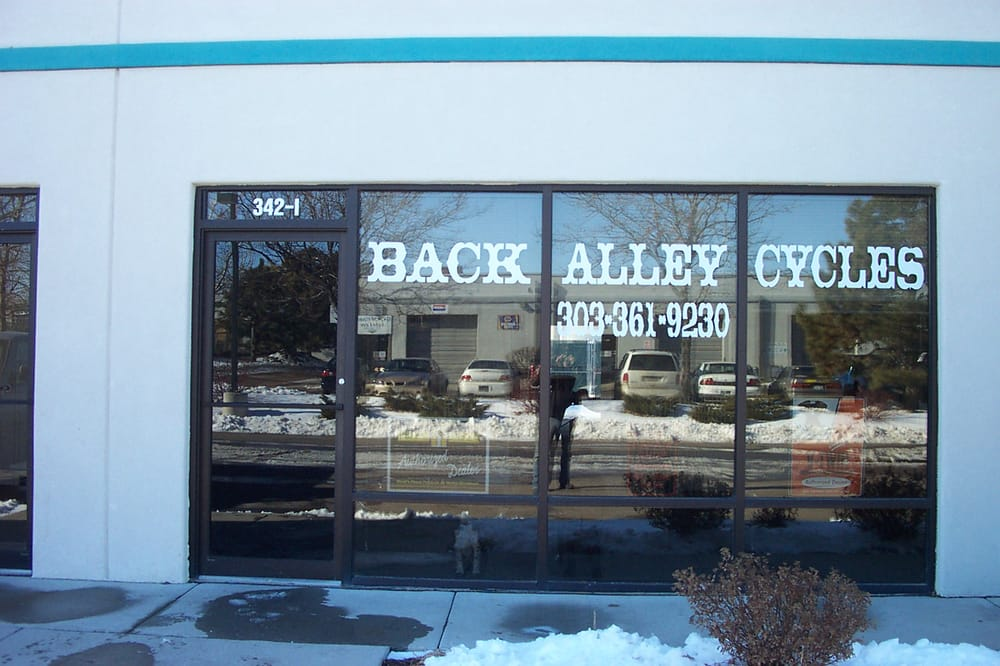 Back Alley Cycles: 342 Norfolk St, Aurora, CO