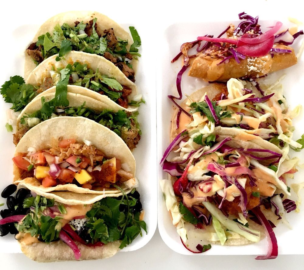 Str8 Up Tacos
