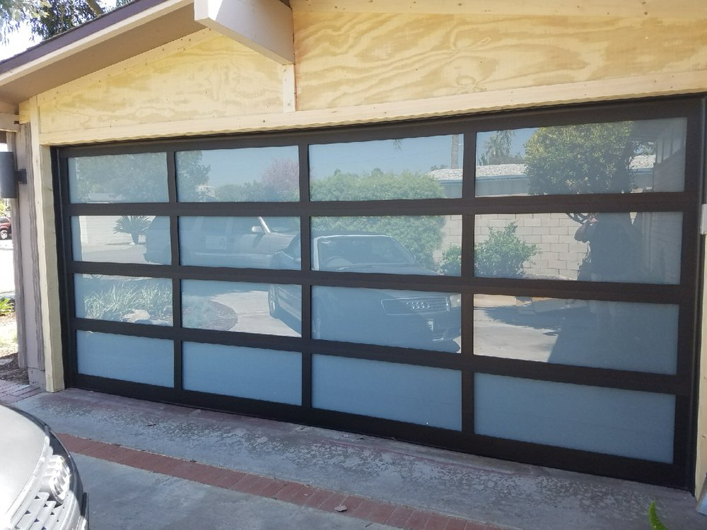Photo Of Cityscape Garage Doors Costa Mesa Ca United States New Aluminum