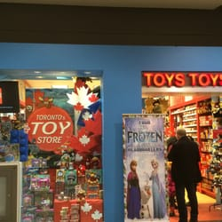 Toys in Stores