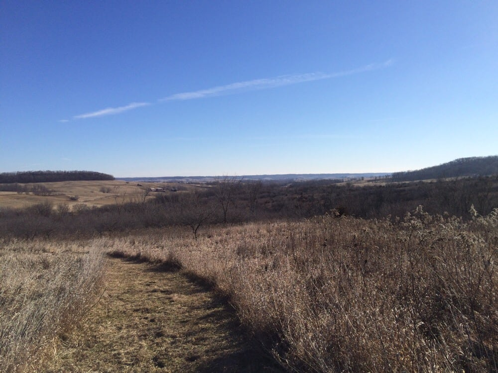 view on the trail yelp