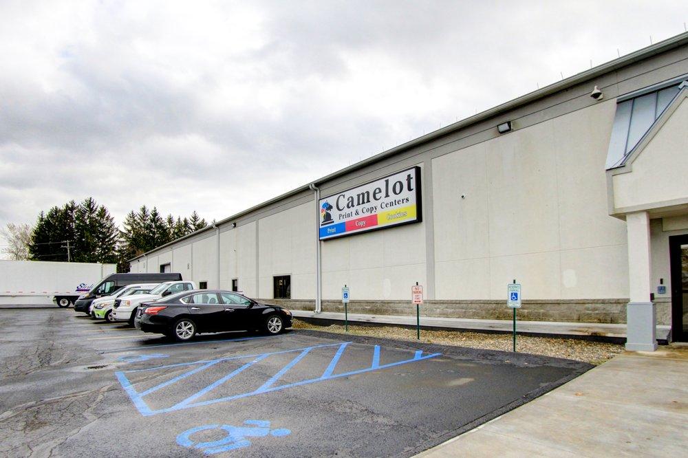 Camelot Print & Copy Centers: 630 Columbia St Ext, Latham, NY